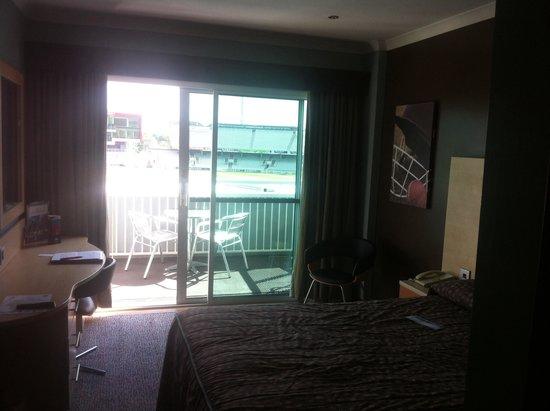 Old Trafford Lodge : Room