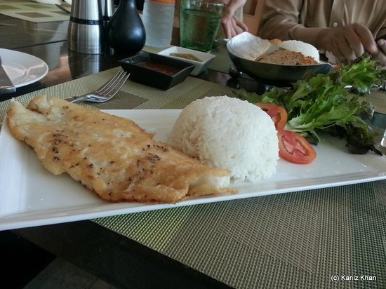Amari Residences Bangkok : Lunch