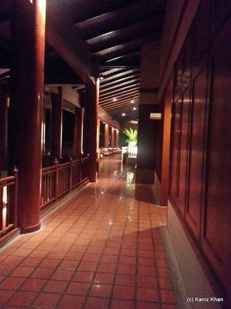 Hyatt Regency Hua Hin: Verandah