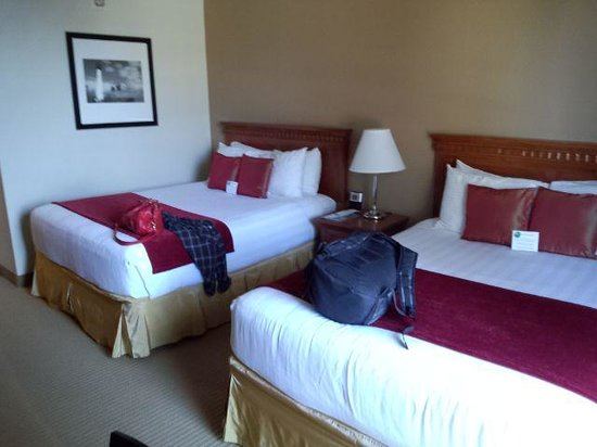 Best Western Plus Bayside Inn: Bedroom2