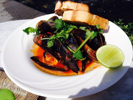 Goldfish Bar & Kitchen : Mussels special Yummo