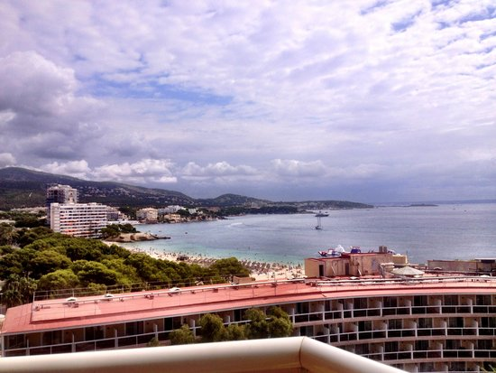 Apartamentos Las Palomas Econotels: view from Balcony