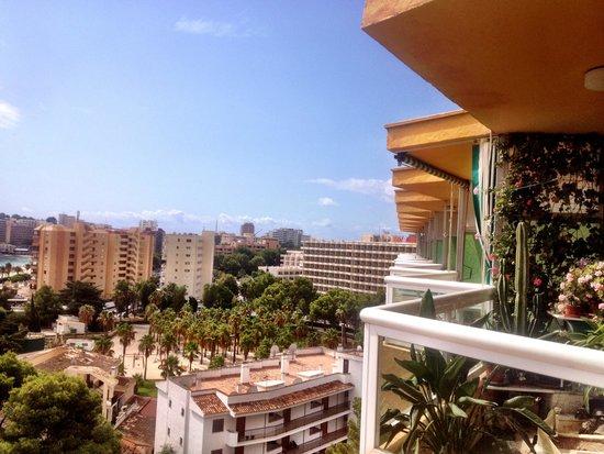 Apartamentos Las Palomas Econotels: balcony