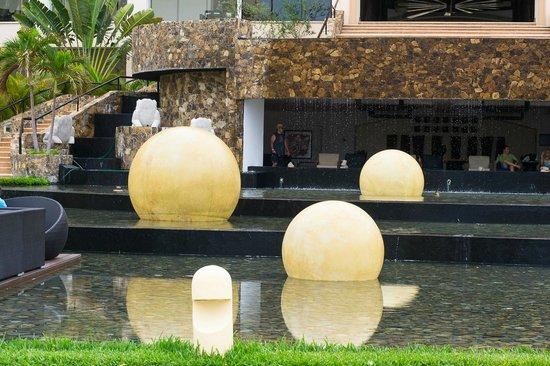 Hyatt Ziva Los Cabos: Nice design
