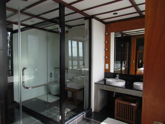 Heritance Kandalama: Superb room with a superb view
