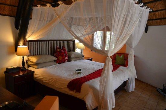 Cheetah Plains: Bedroom