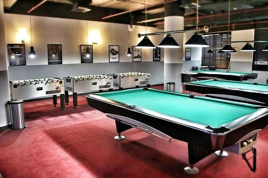 Rails Billiards
