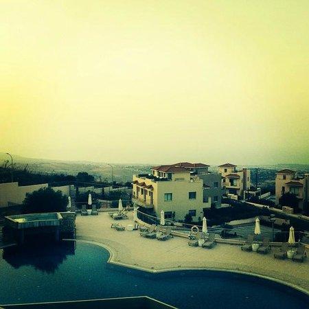 Akamas Health Farm & Spa Cyprus: view