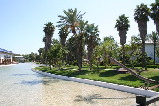 PortAventura Hotel Caribe: jardins