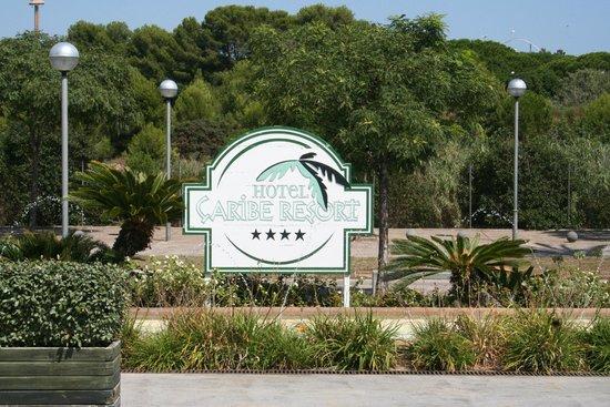 PortAventura Hotel Caribe: entrée hotel