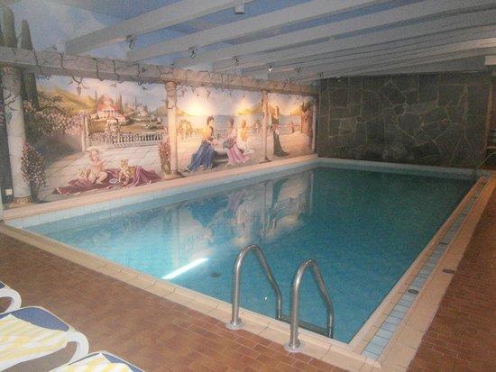 Hotel am Schlosspark Zum Kurfurst: La Piscina