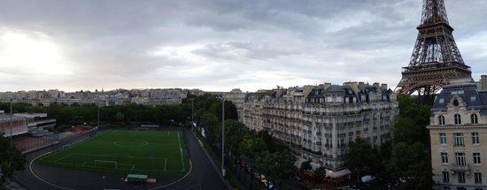 Pullman Paris Tour Eiffel: View From Room