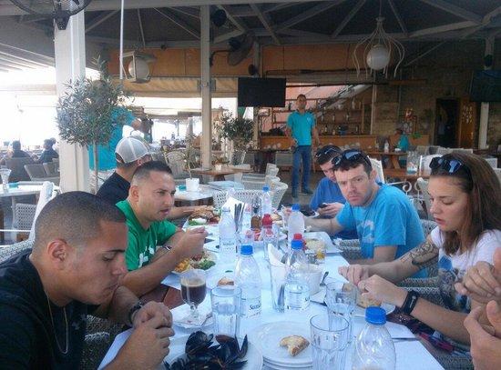 Remezzo: Enjoying the delicious food of Greece!
