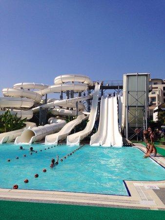 Hotel Riu Kaya Palazzo : Slides
