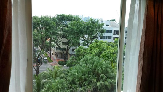PARKROYAL on Beach Road : View from level 5