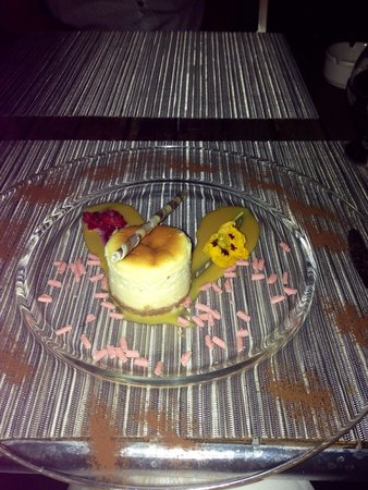 Hotel Riu Kaya Palazzo : Italian a la carte dessert
