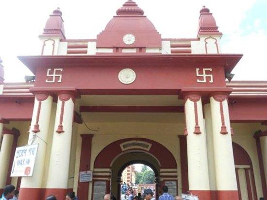 Dakshineswar Kali Temple: Dakshineswar temple