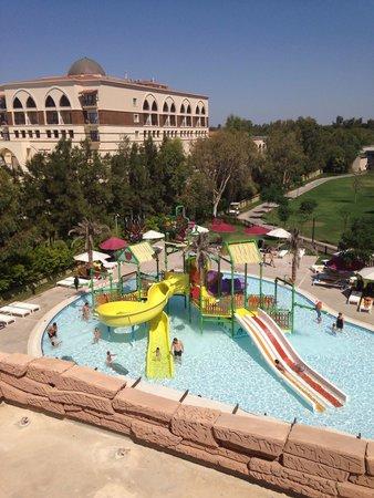 Hotel Riu Kaya Palazzo : Kids water park