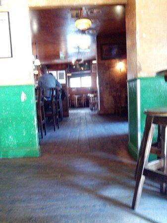 Flanagan's: L'interno del locale