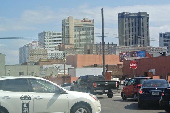 Hotel Monteleone: City View