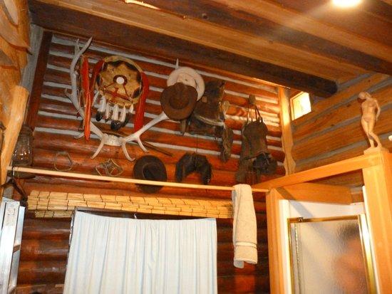 Kicking Horse Mountain Resort: dans la salle de bain