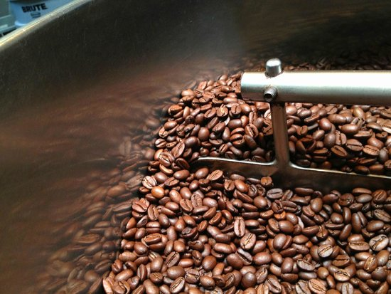 Sunshine Coffee Roasters: Small batch roasting