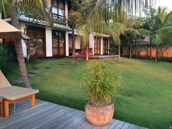 Villa Bukit Segara: our family suite