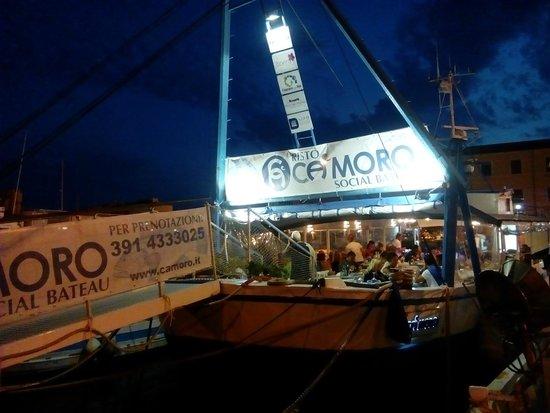 Ristorante Ca' Moro: buona cucina e solidarieta'
