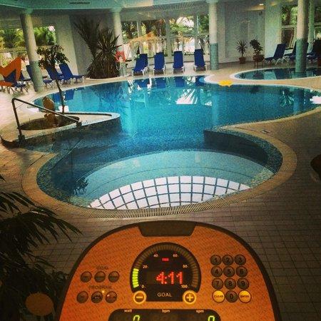 salle de sport picture of hotel palace royal garden djerba island tripadvisor