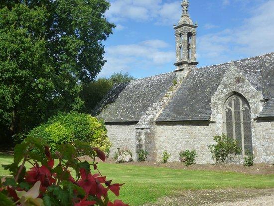 Chapelle Notre-Dame-de-Bonne-Nouvelle : La chapelle