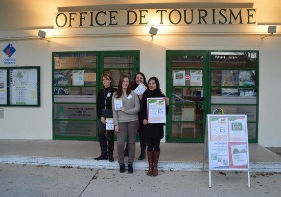 office de tourisme de fontainebleau