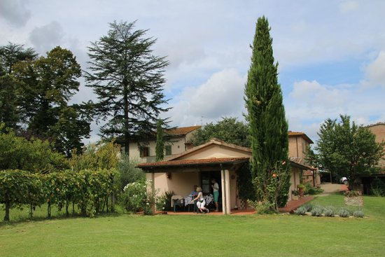 Agriturismo Il Sole Verde: One of the apartments at 'Il Sole Verde'