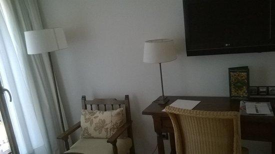 Parador de Puebla de Sanabria: habitación estandar