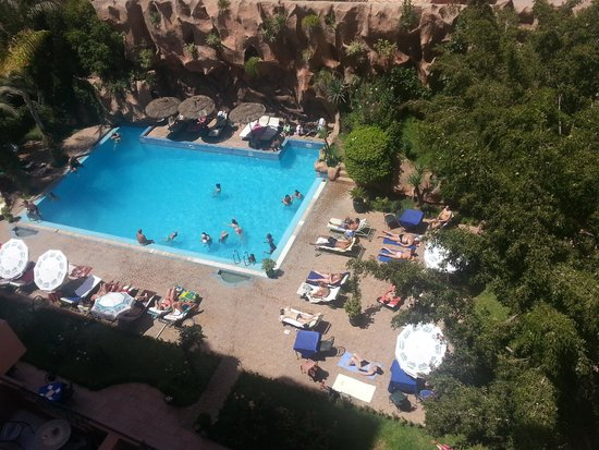 Imperial Holiday Hotel: vue piscine 2
