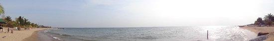 Rumonge, Burundi: A view from the Blue Bay beach