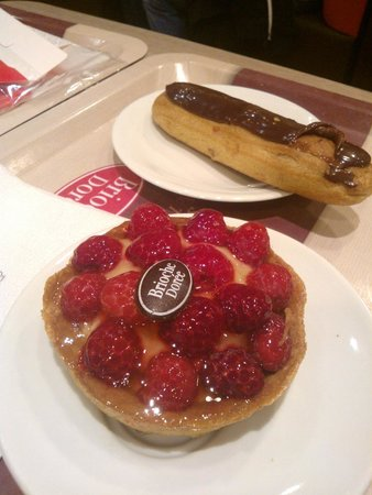 Brioche Doree: Dessert