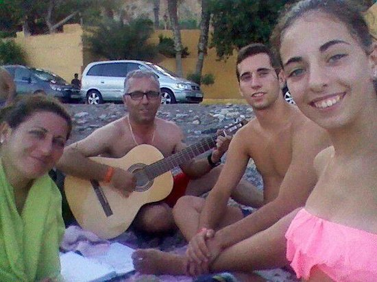 Diverhotel Aguadulce: foto de familia