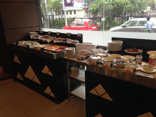 Fortune Park Vallabha : Counter