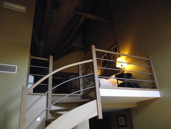Grand Hotel Casselbergh Bruges: Mezzanine