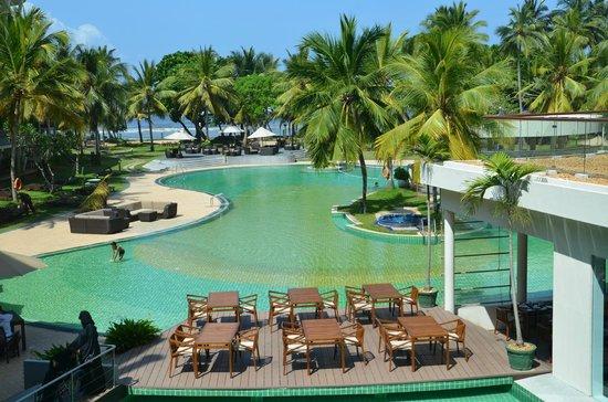 Eden Resort & Spa: View from 3rd Floor