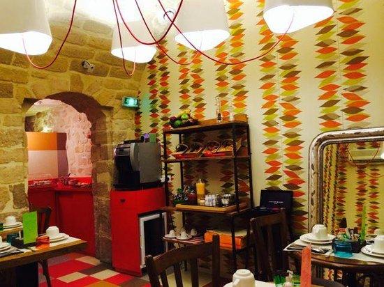Hotel Crayon by Elegancia : Breakfast time