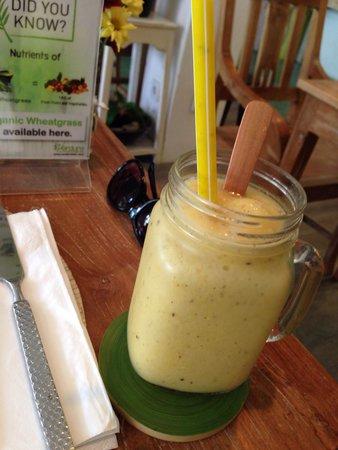 Cafe Moonlight Bali: ドリンクが充実しています