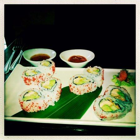 Go Fish!: Sushi....