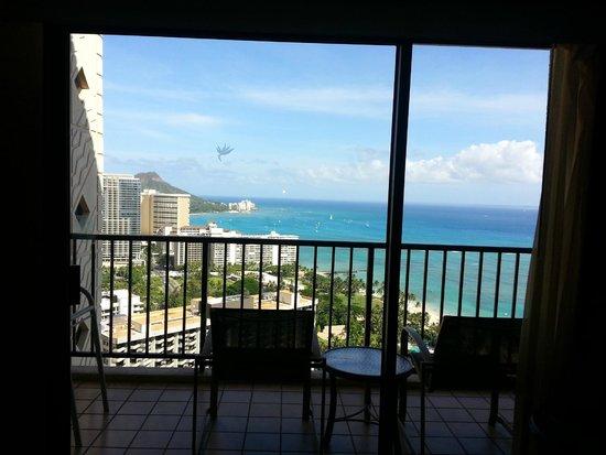Hilton Hawaiian Village Waikiki Beach Resort: Dovunque una vista mozzafiato