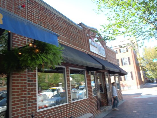 Mike's City Diner : Mikes city Diner - worth a visit