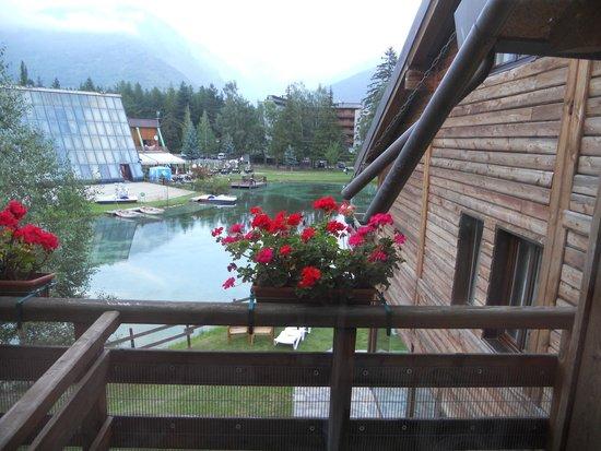 Hotel Ca Fiore : vista dal balcone della camera