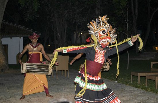 Amaya Lake: Saturday night cultural show
