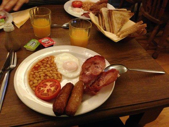 The Charles Stewart Dublin : Irish Breakfast