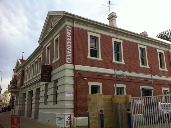 Old Fire Station Backpackers Fremantle: OFS 1