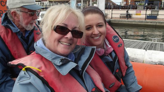Sussex Voyages: Getting ready for our adventure